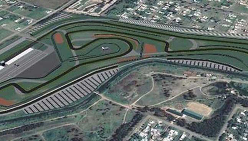 El autódromo de la ciudad de Rosario, a 200 kilómetros de Junín, recibirá al TC y el TC Pista el primer fin de semana de mayo.