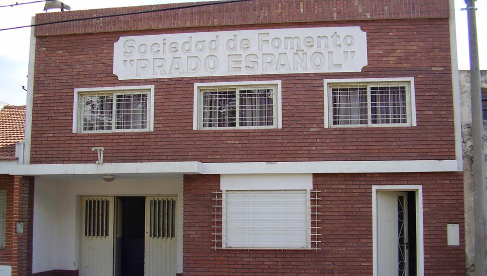 "Sociedad de Fomento ""Prado Español""."