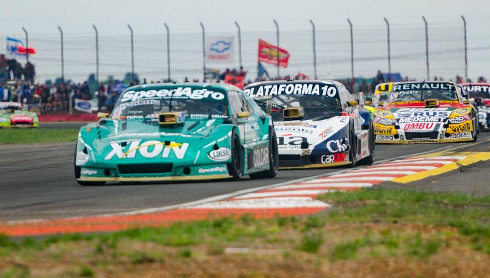 El piloto de Chevrolet va en busca del tricampeonato consecutivo.