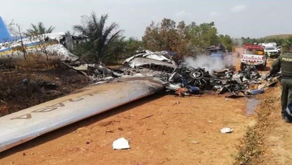 Mueren cerca de 160 personas al estrellarse un avión en Etiopía