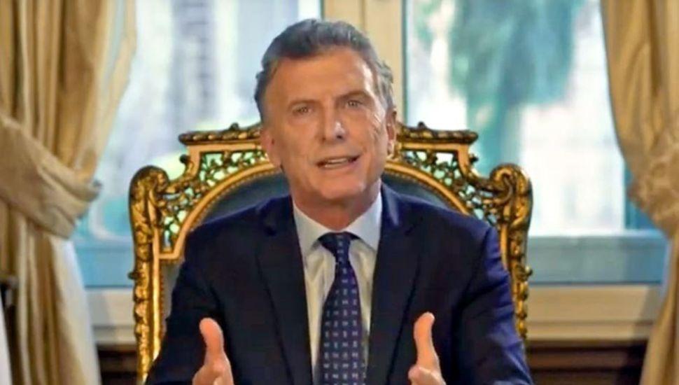 Macri: despedida con balance, autocrítica y señal de futuro