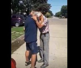 Pinto: dos hermanos que habían sido separados de niños se reencontraron tras 58 años