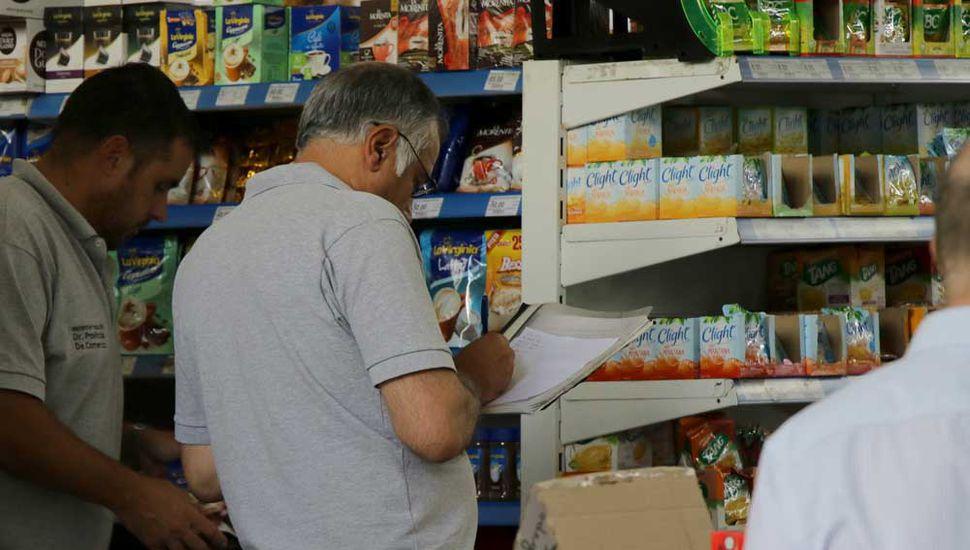 La Provincia duplicó en lo que va de 2019 la fiscalización a supermercados y otros comercios.