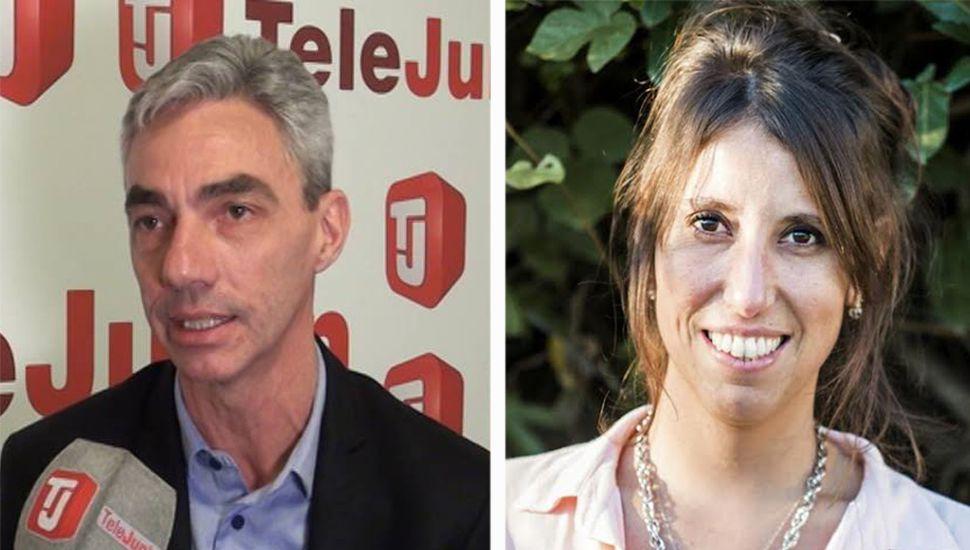 >Meoni y Muffarotto, la interna en el Frente de Todos de Junín.