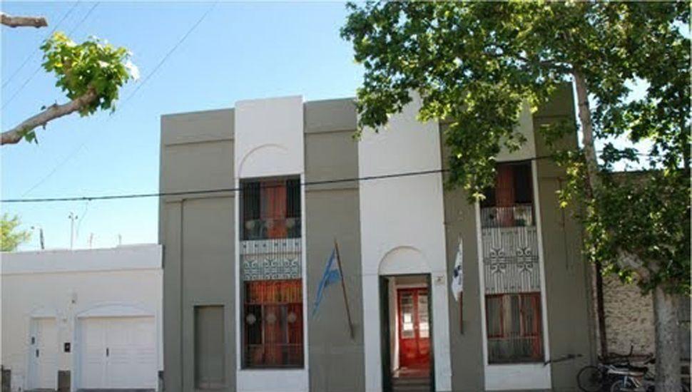 Colegio San Jorge.