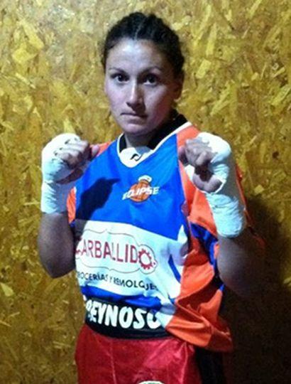 La villeguense Yamila Reynoso perdió por puntos en Canadá.