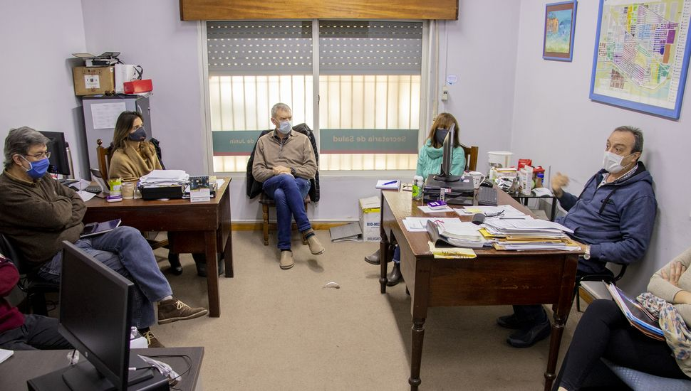 Realizan controles en residencias y hogares de ancianos de Junín