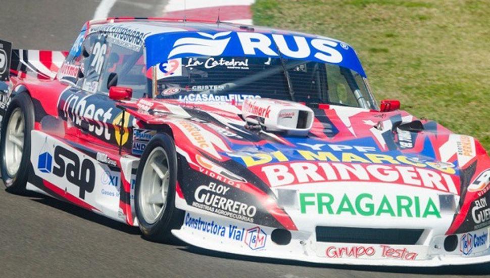 El Ford Falcon de Ponce de León es ahora preparado por Fabián Giustozzi.