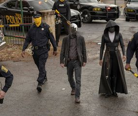 """Del creador de """"Lost"""", llega """"Watchmen"""" a HBO"""