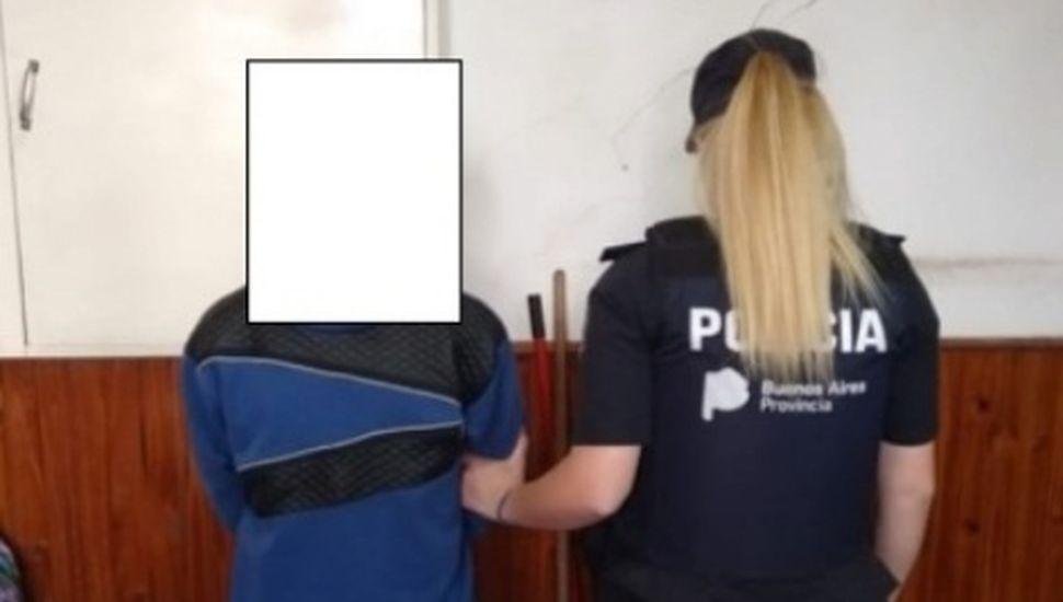 Detienen a un hombre que se encontraba prófugo tras cometer un robo