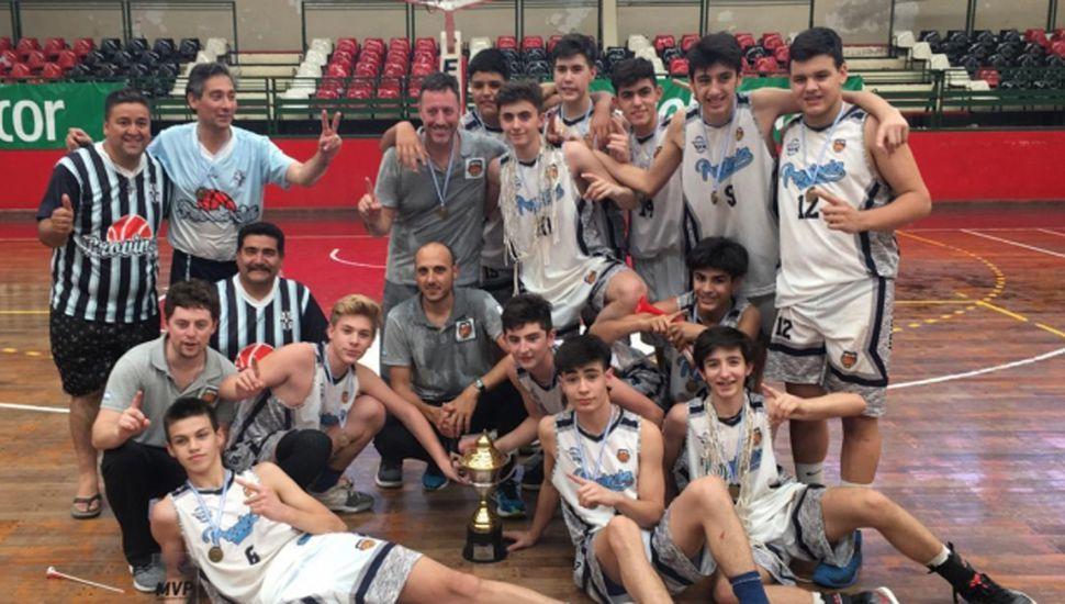 Buenos Aires, bicampeón U13.