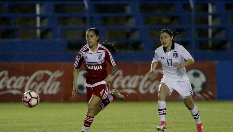 Las chicas de River quedaron eliminadas en semifinales de la Copa Libertadores femenina