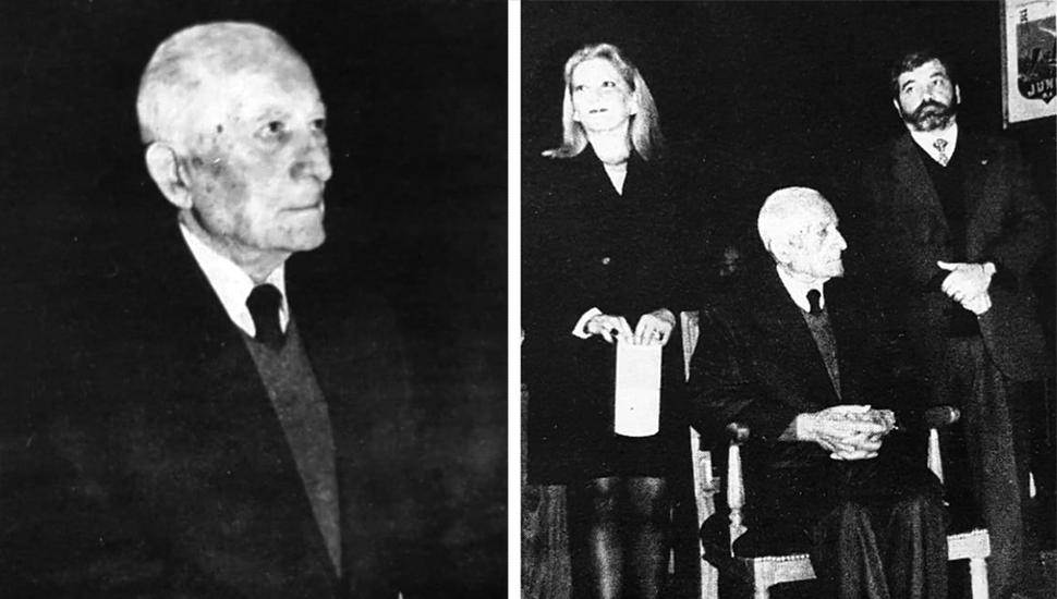 Arturo Crosetti fue vicegobernador de la povincia de Buenos Aires.
