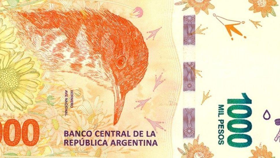 Alerta por circulación de billetes de $1.000 falsos: cómo distinguirlos