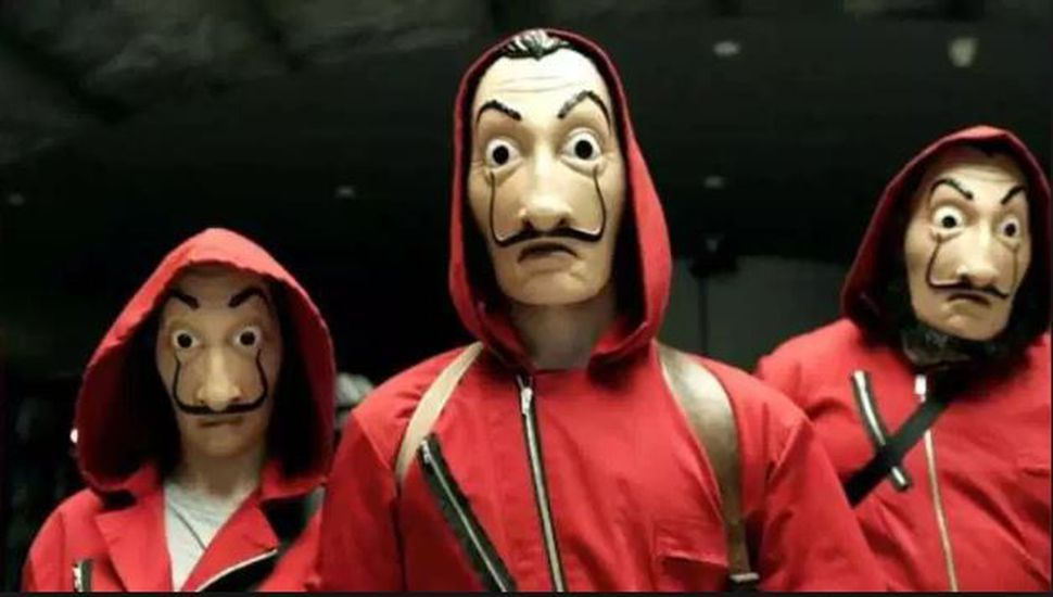 "Ya está disponible el trailer de ""La casa de papel parte 3"""