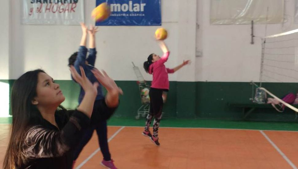 voley sarmiento