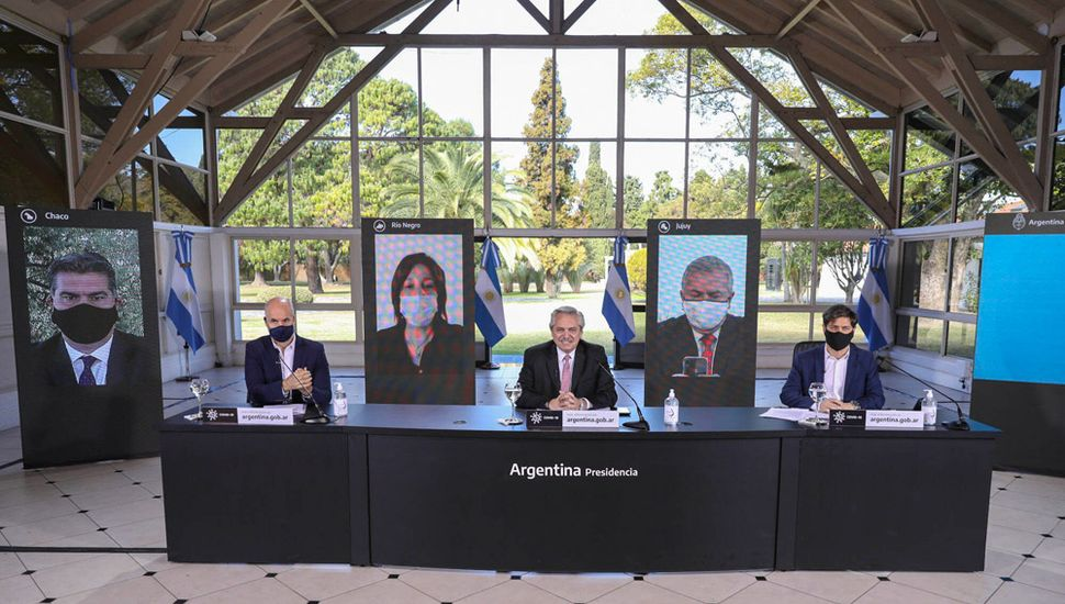Con diferencias en Capital y Conurbano,  se anunciaron aperturas a la cuarentena