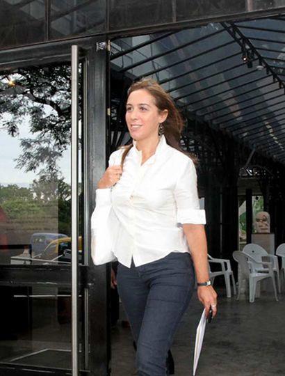 María Eugenia Vidal se mueve en todos los frentes políticos para lograr la aprobación del Presupuesto.