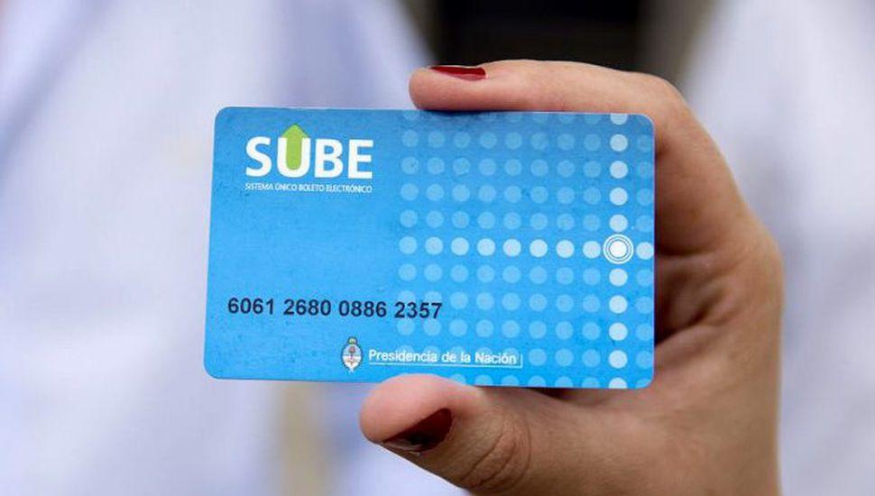 Comienzan a inscribir a beneficiarios de la tarjeta SUBE en los centros de atención
