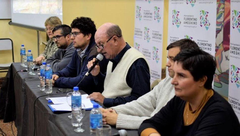 Tellechea anunció la terminación de obras paralizadas desde 2015