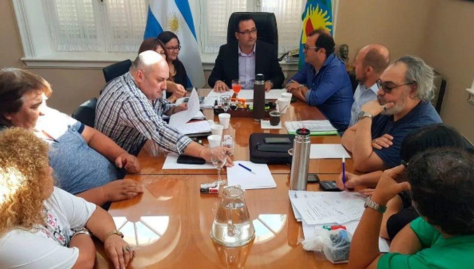Paritarias en Chacabuco: hubo acuerdo