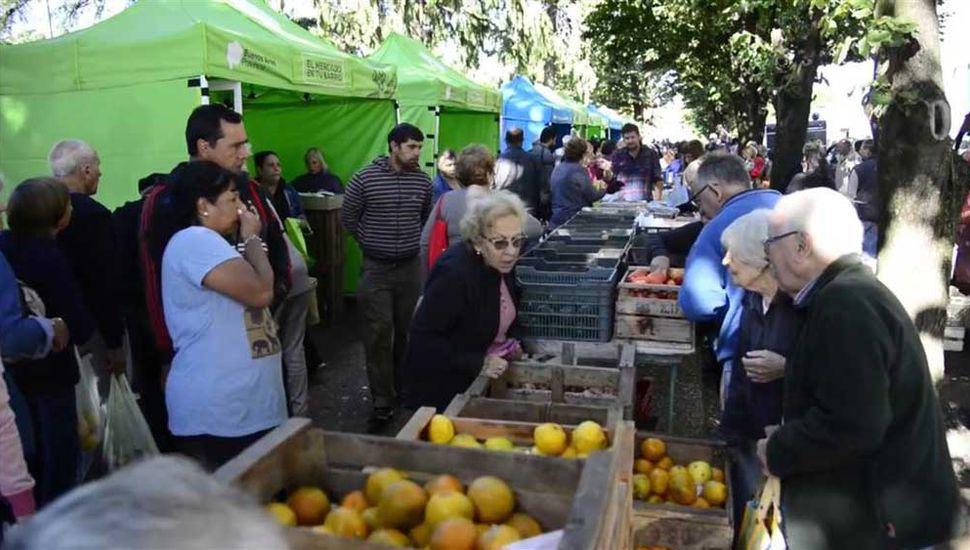 Nueva jornada de Mercado en tu Barrio