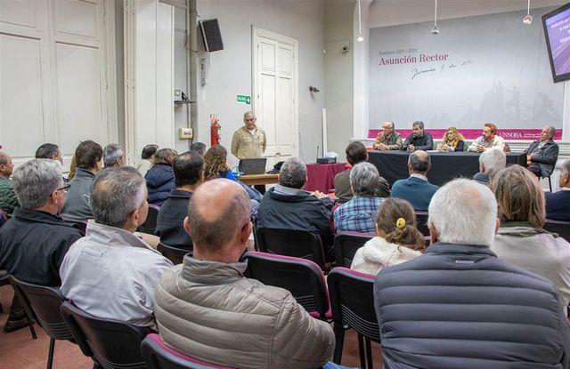 Alberto Del Solar Dorrego, a cargo de Vial Rural del municipio, detalló los trabajos realizados en los caminos.