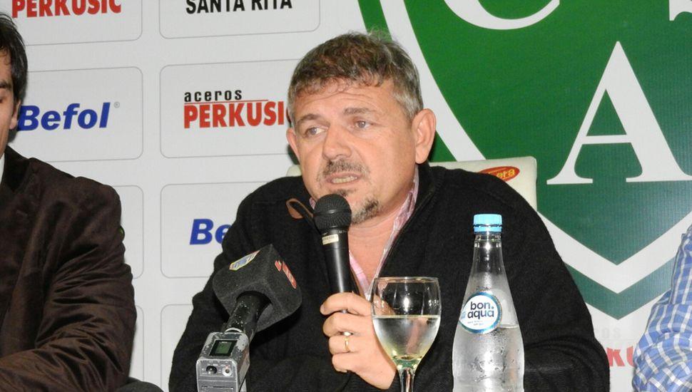 Fernando Chiófalo.