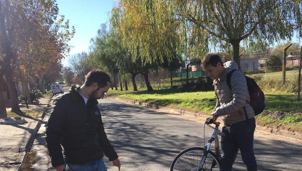 La oposición pide que se inspeccionen los trabajos de pavimentación en Barrio Fonavi