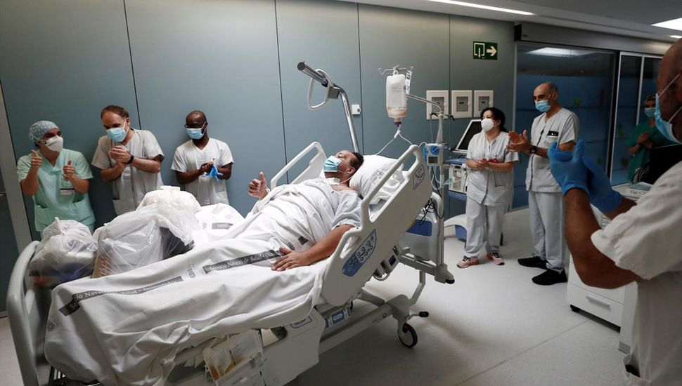 España, con más de 28.400 muertos por coronavirus.
