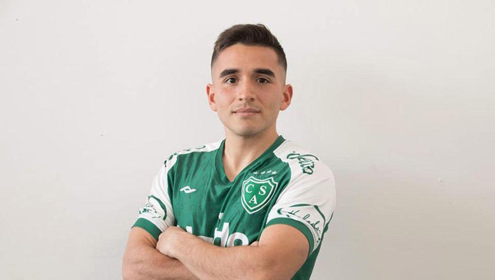 Sergio Quiroga.