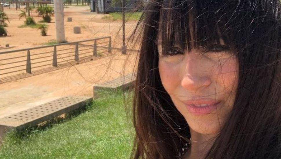 Marixa Balli internada: se cayó desde cinco metros de altura