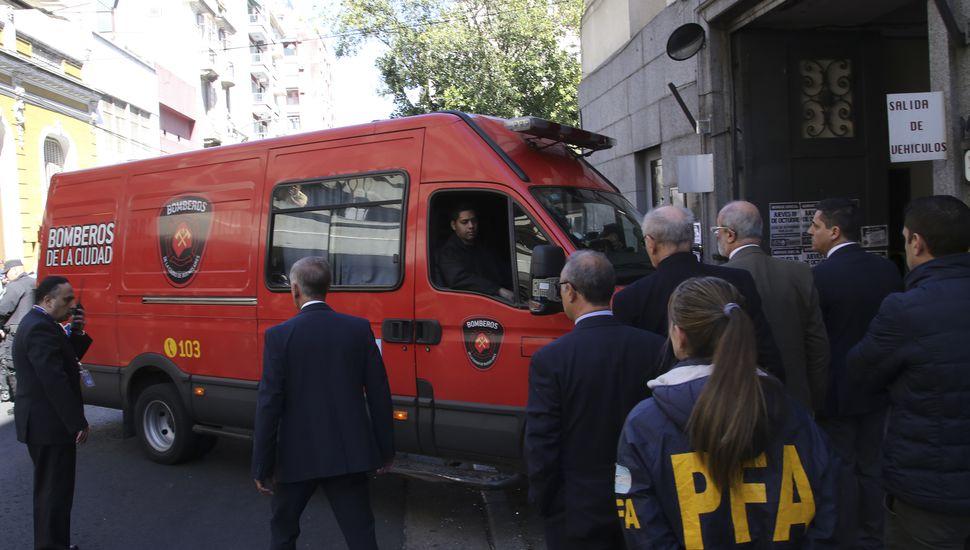 Caso Maldonado: la autopsia al cuerpo hallado en el Río Chubut se realizará mañana
