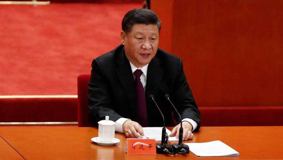 """""""Nadie le puede dictar a China lo que debe hacer"""""""