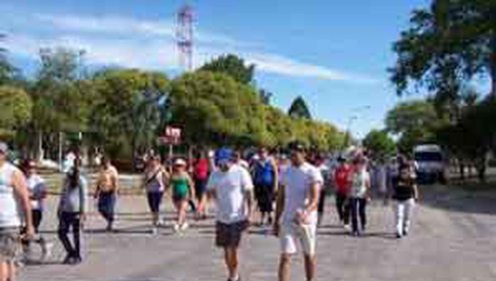 """Caminarán la """"Ruta del Bicentenario"""