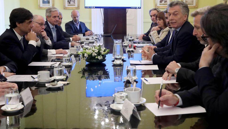 """Lacunza: """"El Banco Central utilizará todas sus herramientas para estabilizar el tipo de cambio"""""""