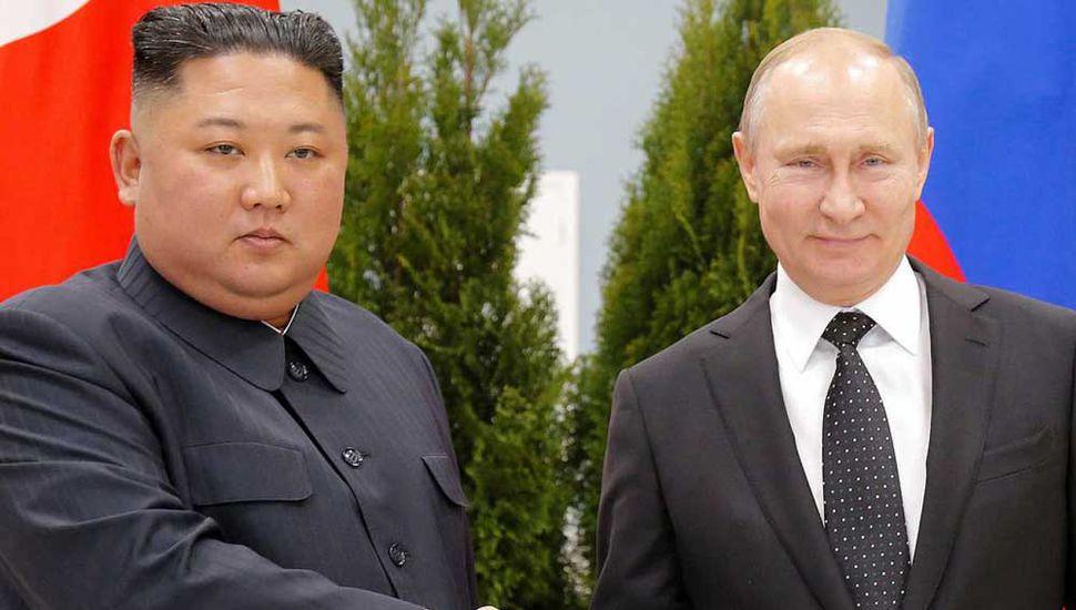 """Putin: la desnuclearización coreana """"es posible"""""""