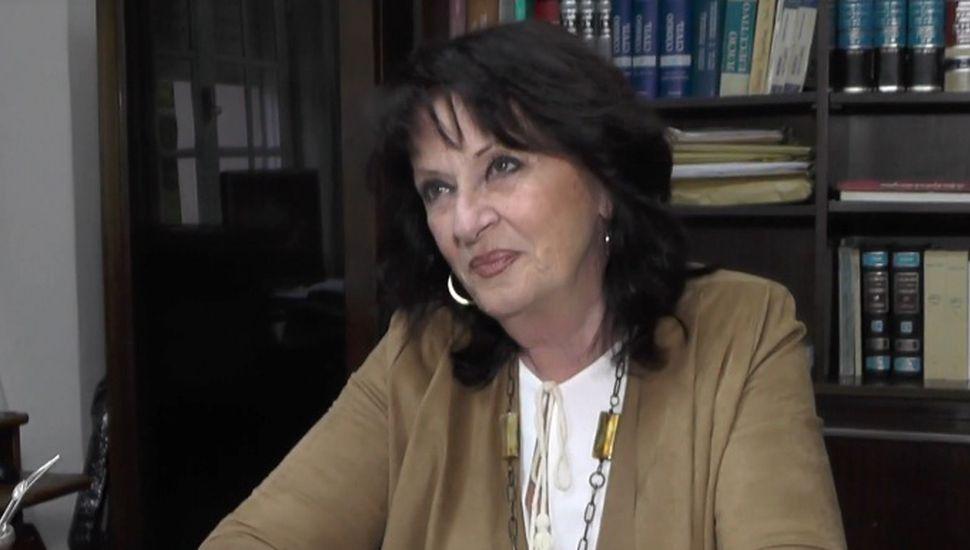 Elida Cirelli juró como nueva Jueza de Paz de General Arenales