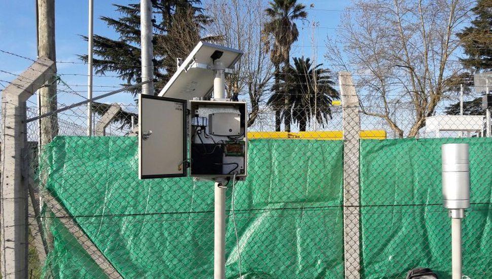 Funciona en Junín un sistema de detección temprana de inundaciones