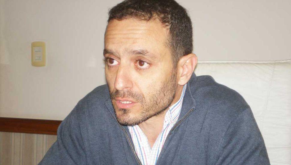 Por el pedido de licencia de Rossi, Diego Perez es el intendente interino de Rojas