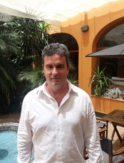 Gustavo Frederking (Sociedad Rural de Junín)