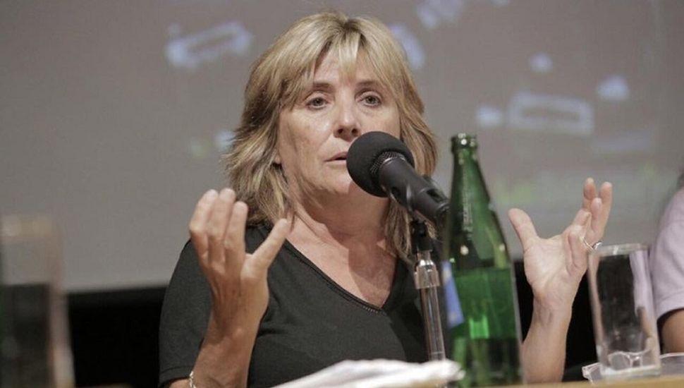Claudia Ormachea, diputada nacional electa.