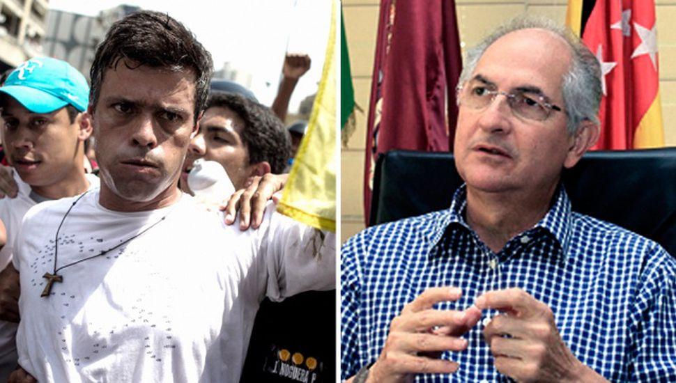 """La ONU pidió la """"liberación inmediata"""" de los opositores Leopoldo López y Antonio Ledezma"""