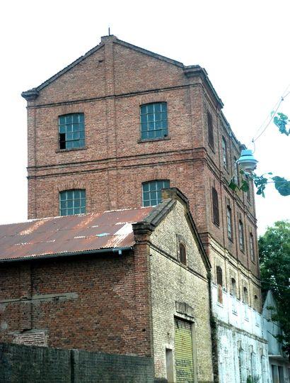 Edificio del Hogar Obrero.