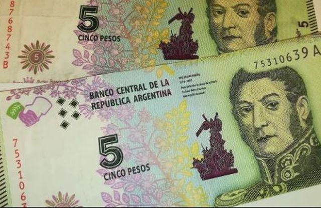 Los billetes de 5 pesos saldrán de circulación: ¿hasta cuándo se pueden usar?