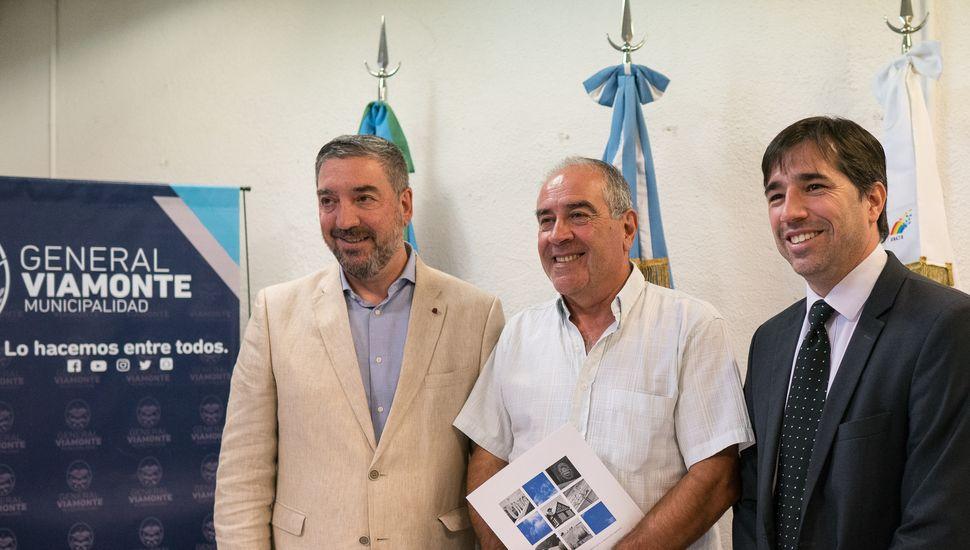 Se ofrecerán más carreras, cursos y capacitaciones de la Unnoba en Viamonte