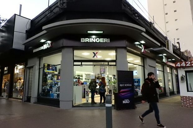 Nuevo local de Bringeri Max