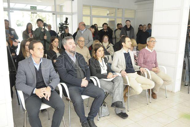Homenajearon al ex presidente Raúl Alfonsín, a diez años de su fallecimiento