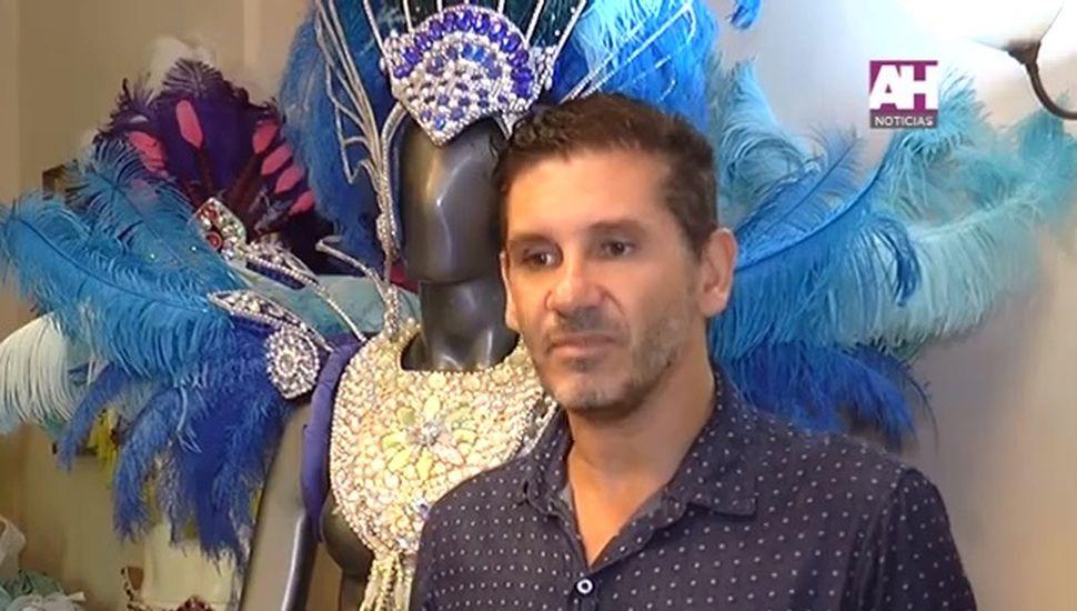 La comparsa Bombay se prepara para celebrar el carnaval