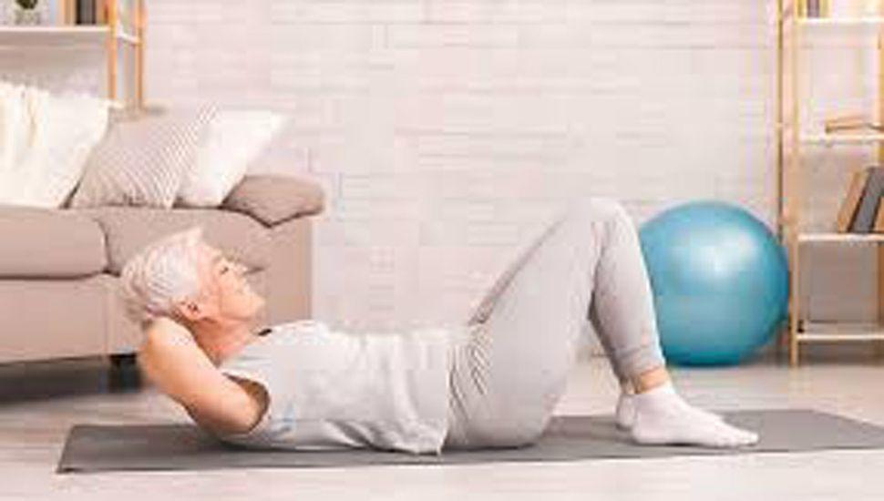 Clases de gimnasia para practicarla en casa.